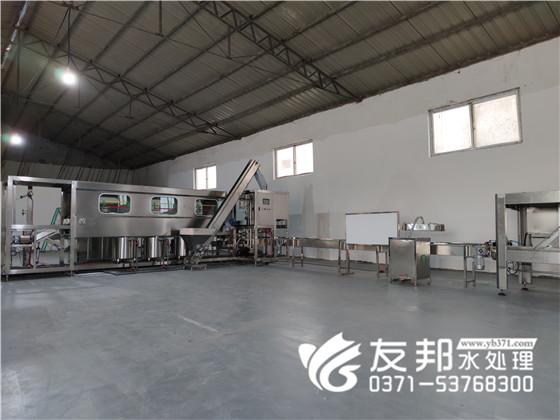 郑州300桶自动灌装机