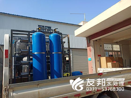 郑州1吨纯净水设备